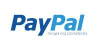 paypal donaciones recurrentes